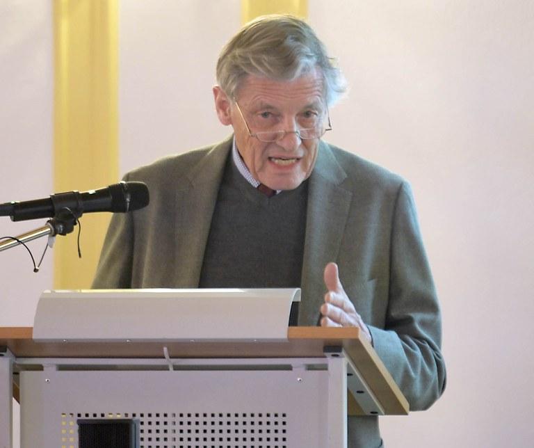 Einführung Prof. von Kruedener