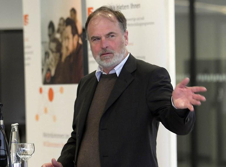 Vizepräsident Prof. Borghoff