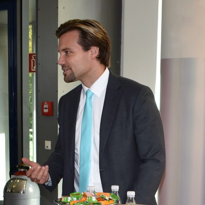 Daniel Schormann, Manager bei Accenture