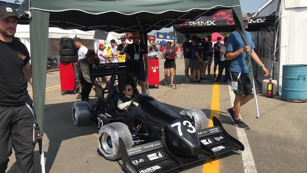 Formula Student Italy 2019