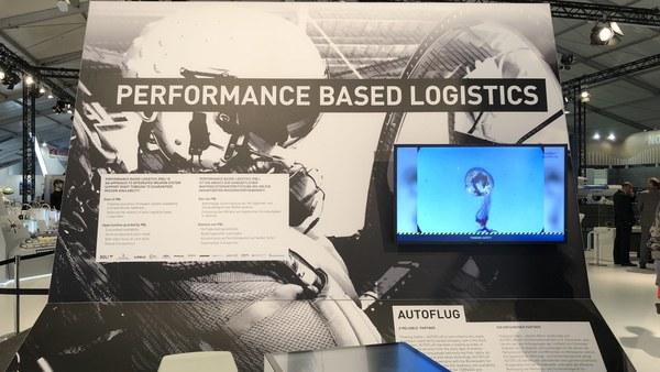 Professur Beschaffung & Supply Management auf der Internationalen Luftfahrtausstellung ILA in Berlin