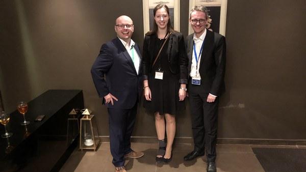 Vortrag auf der IPSERA Konferenz 2018 in Athen