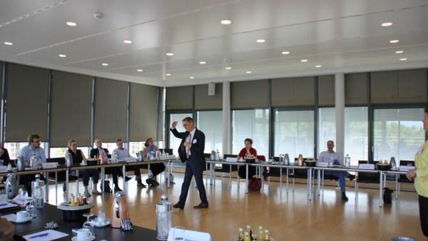Vortrag auf der KOINNO-Regionalkonferenz West in Essen