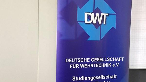 Vortrag bei der DWT Sektion Sachsen