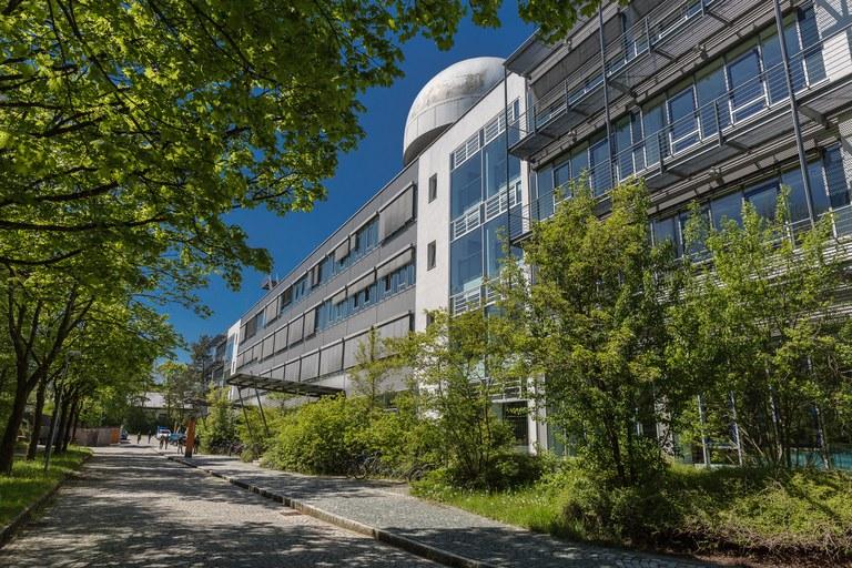 Campus_Audimax_Universität der Bundeswehr München