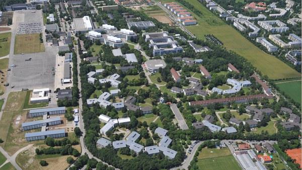 Campus_Uniiversität der Bundeswehr München