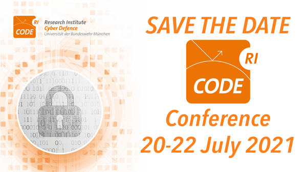 CODE 2021 - Save the Date