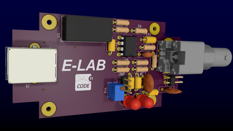 Titelbild E-Lab