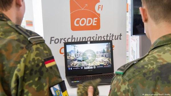 Deutsche Cyberkrieger mit Master-Abschluss