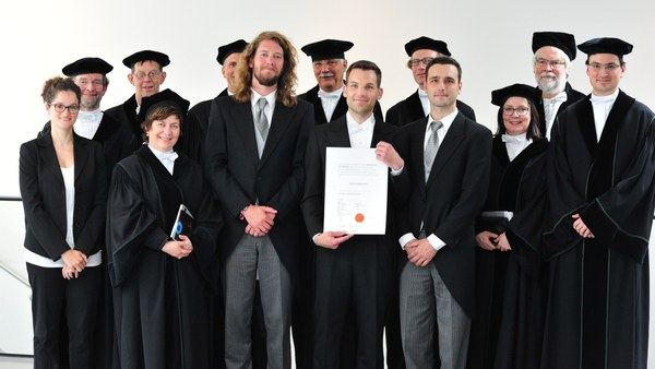 First Joint PhD