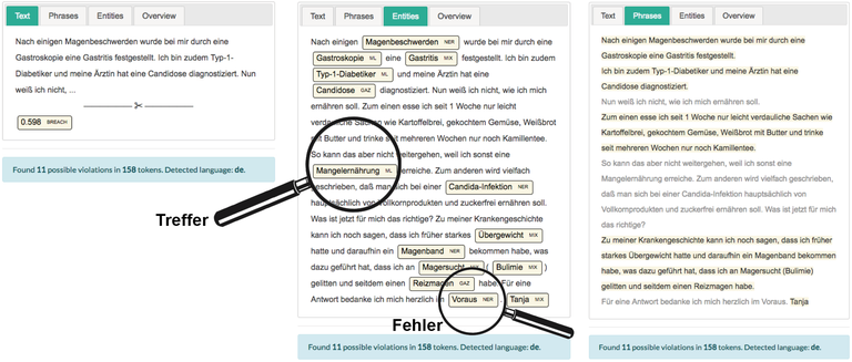 Funktionsweise des Tools TextBroom