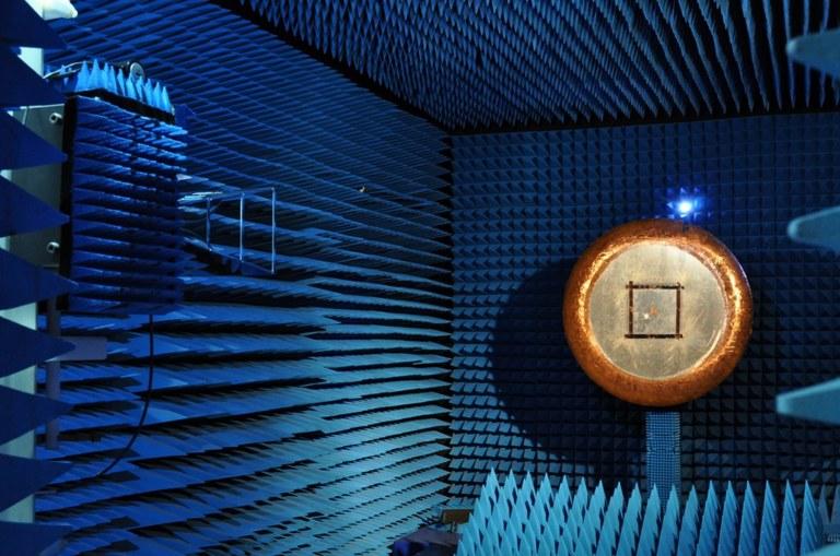 Fernfeld-Antennenmesskammer