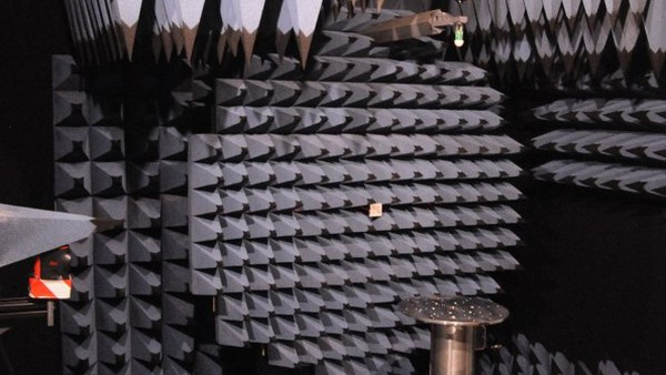 Nahfeld-Antennenmesskammer