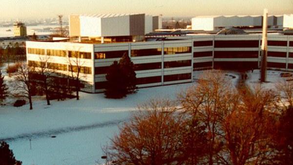 Unser Gebäude