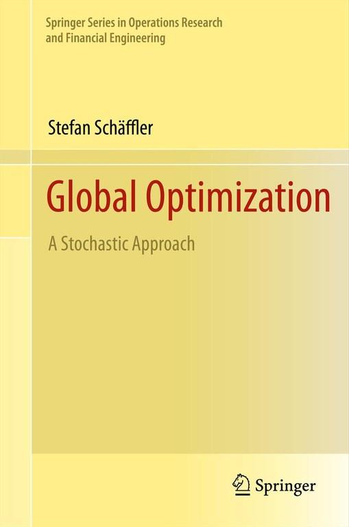 Global Optimization - Cover