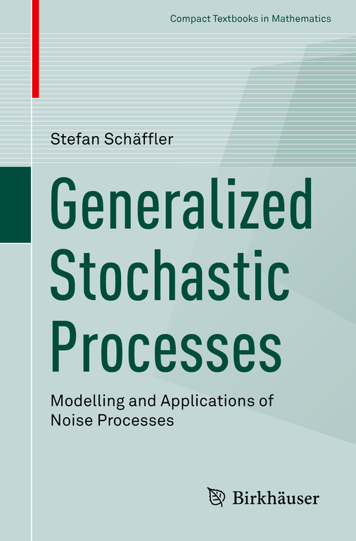 Generalized Stochastic Processes - Cover