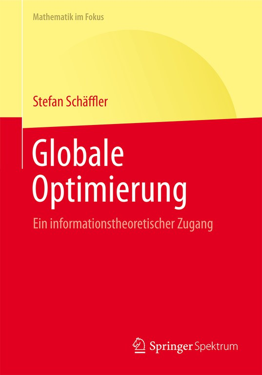 Globale Optimierung - Cover