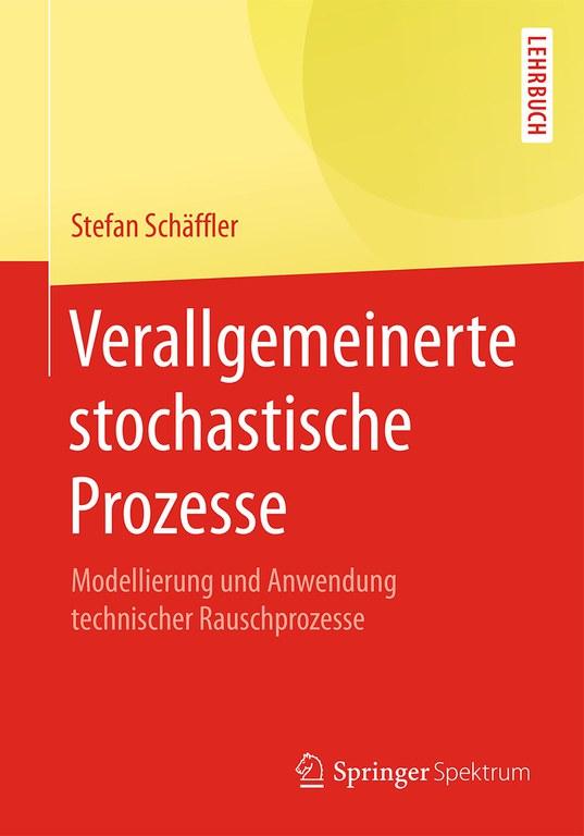 Verallgemeinerte stochastische Prozesse - Cover