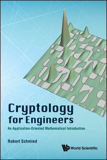 Cryptology for Engineers - Cover