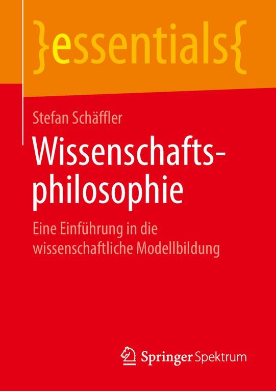 Wissenschaftsphilosophie - Cover