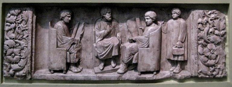 Éducation dans l'Antiquité