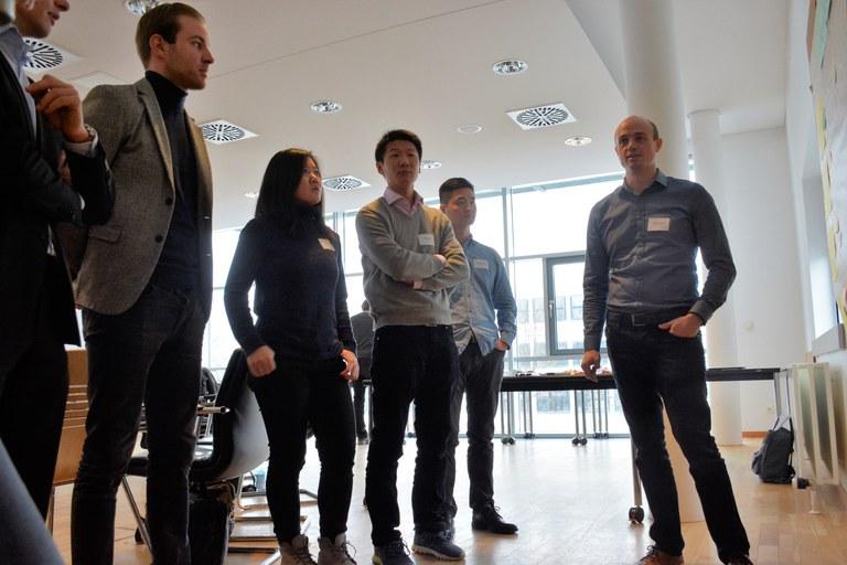 Workshop founders@unibw