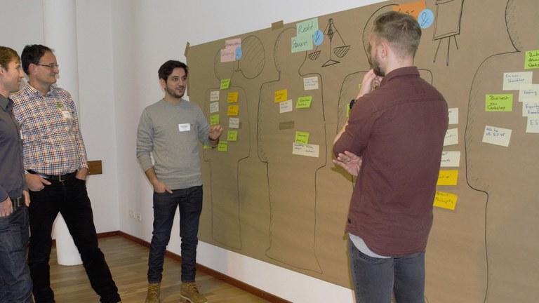 Workshop founders