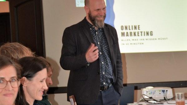 Online-Marketing ist gar nicht so schwierig!