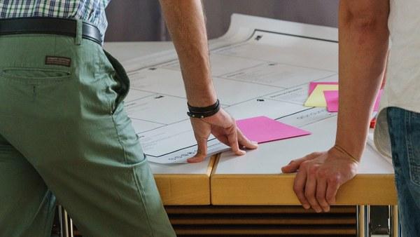 """Workshop """"Geschäftsmodelle entwickeln mit dem Business Model Canvas"""""""