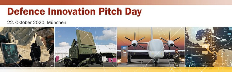 Defence Innovation Pitch Day