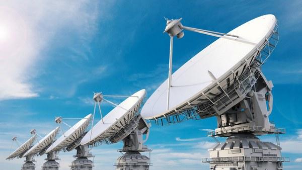 Funk- und Satellitenkommunikation
