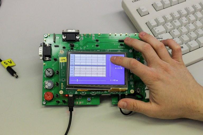 Embedded Systems und Digitale Signalverarbeitung