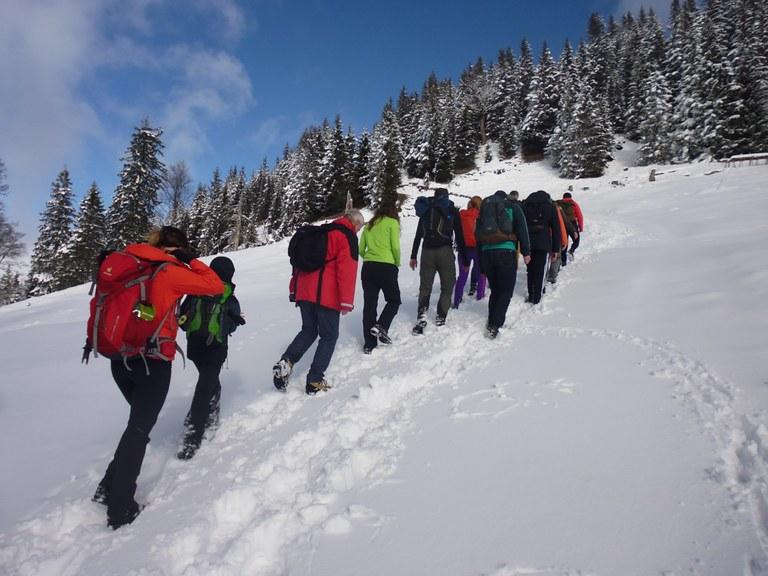 Gipfelkreuzweg Hörnle