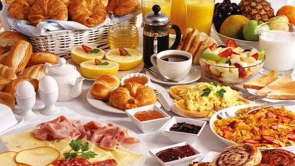 Internationales Frühstück
