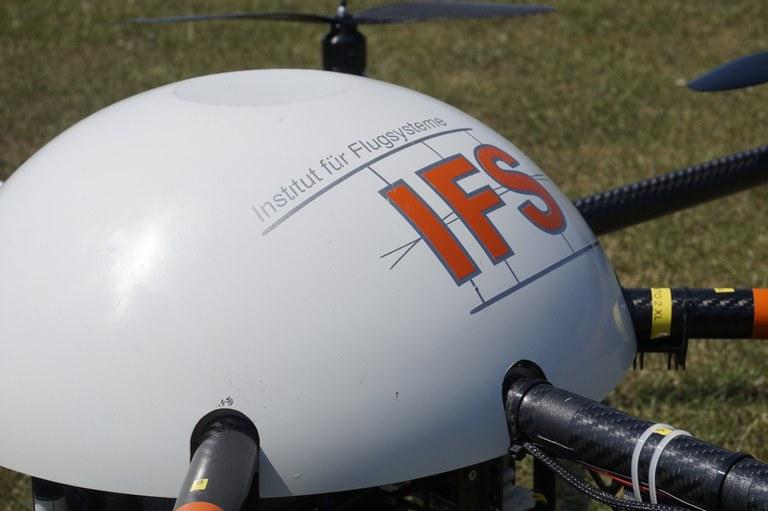 Oktocopter XL