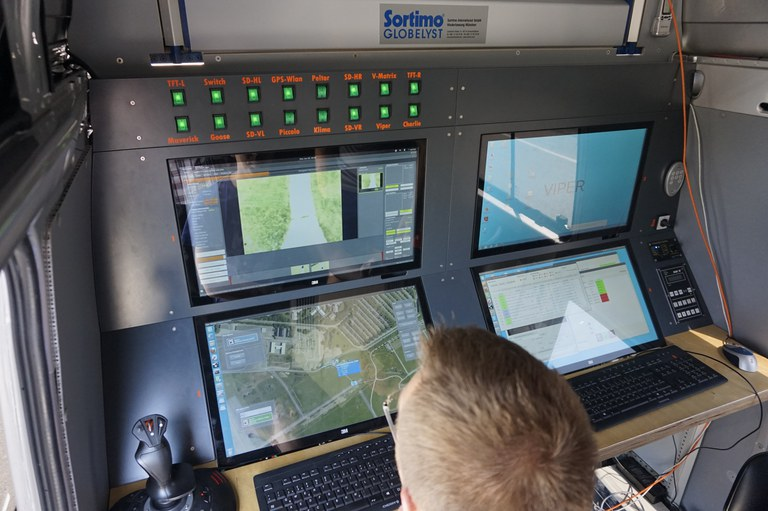 Operator Workstations