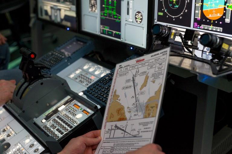 Cockpit Procedure Trainer