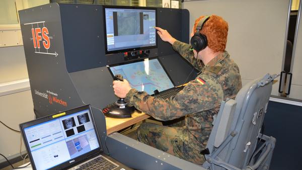 Ground Control Station Simulator