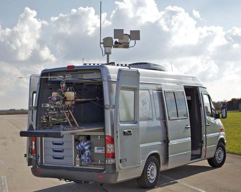 UAV Transport