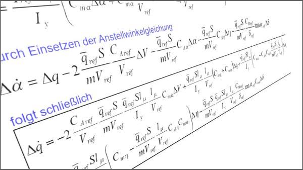 MA1 – Flugdynamik und Flugregelung