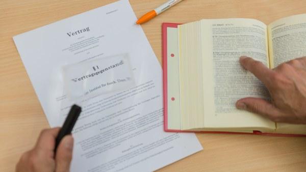 Vertragsmanagement und Steuern