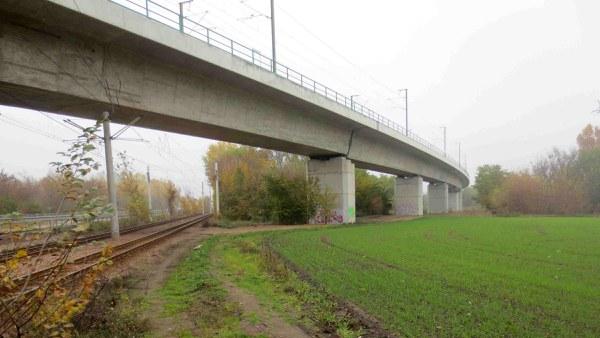 Schwingungsmessungen an Brücken