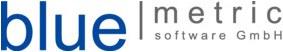 Logo bluemetric
