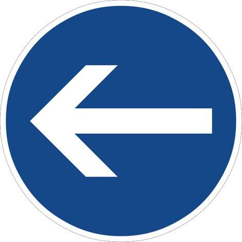 Richtungspfeil-links