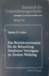Das Reichskommissariat für die Behandlung feindlichen Vermögens_100x153.jpg