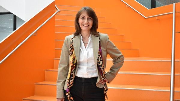 Mitarbeiterin Mentoring Christina Müller