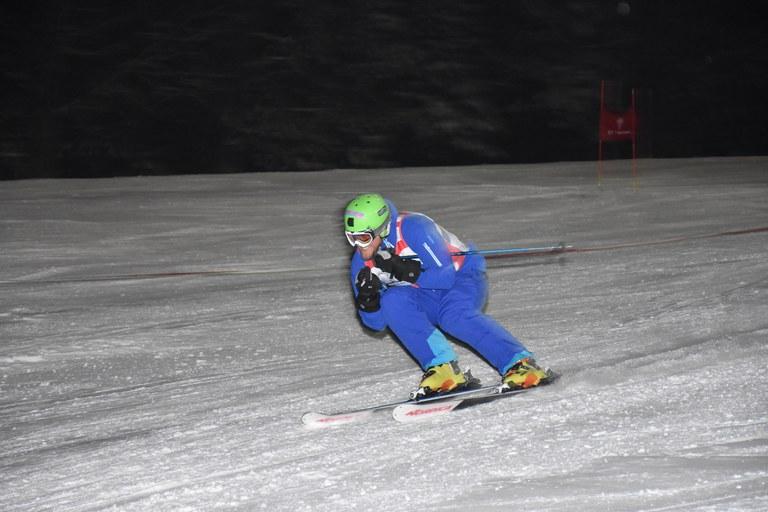 """Interne Hochschulmeisterschaft Ski Alpin """"Nachtslalom"""""""