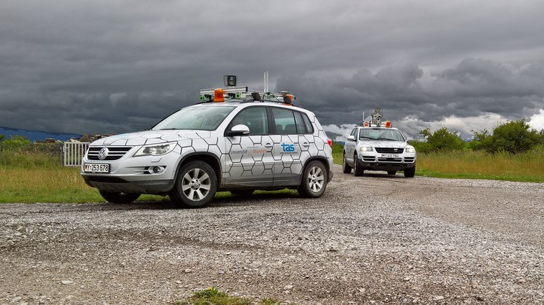 Arriving at Destinations – Autonomously and Safely
