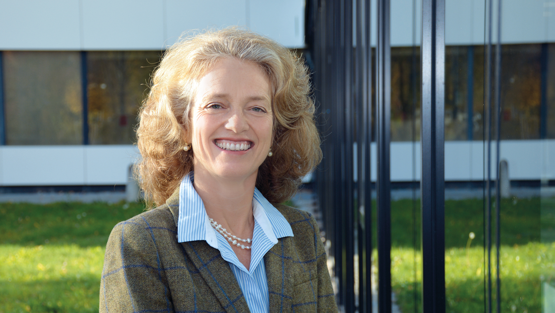 Vice-President Eva-Maria Kern