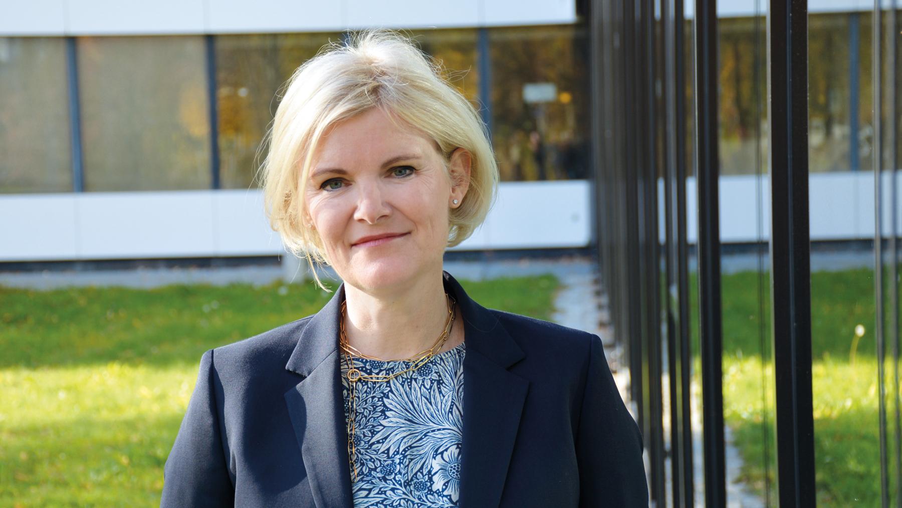 Vice-President Rafaela Kraus
